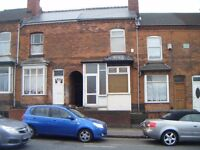 THREE BEDROOM HOUSE TO RENT * WARWICK ROAD, TYSELEY * CLOSE TO THE STATION * 37 BUS ROUTE * CALL NOW