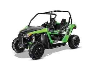 2016 ARCTIC CAT WILDCAT TRAIL XT BLOWOUT! 1 LEFT!!!