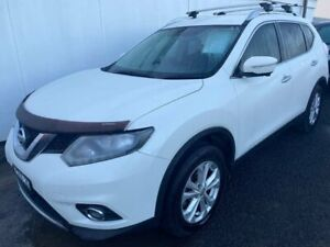 2015 Nissan X-Trail T32 ST-L X-tronic 2WD White 7 Speed Constant Variable Wagon Albion Park Rail Shellharbour Area Preview