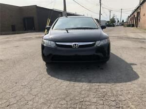 2006 Honda Berline Civic DX-G-WOW 132000 KM CERITIFIE-WOW