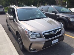2015 Subaru Forester XT Turbo
