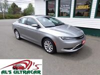 2015 Chrysler 200 C w/ NAV for only $189 bi-weekly all in!