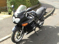 suzuki gsx 600 fx motorcycle for sale 1999 black years mot , serviced, many new parts fitted.