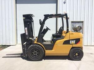forklift CAT gp45k