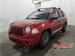 Jeep Compass 4x4 North Edition A/C 2010