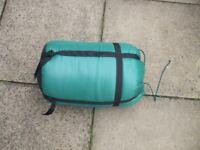 waterproof sleeping bag with carrying bag
