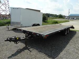 Used Equipment Trailer for Sale