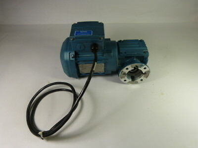 Sew Eurodrive Waf20drs71s4 Gear Motor 14hp 170052 Rpm 3ph 60hz Used