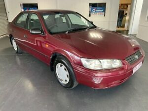 1998 Toyota Camry SDV10 CSi Red 4 Speed Automatic Wagon North Toowoomba Toowoomba City Preview