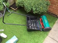 Manual Lawnmower Bosch AHM 38 G