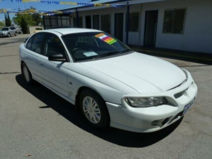 2006 Holden Commodore VZ Executive White 4 Speed Automatic Sedan Wangara Wanneroo Area Preview