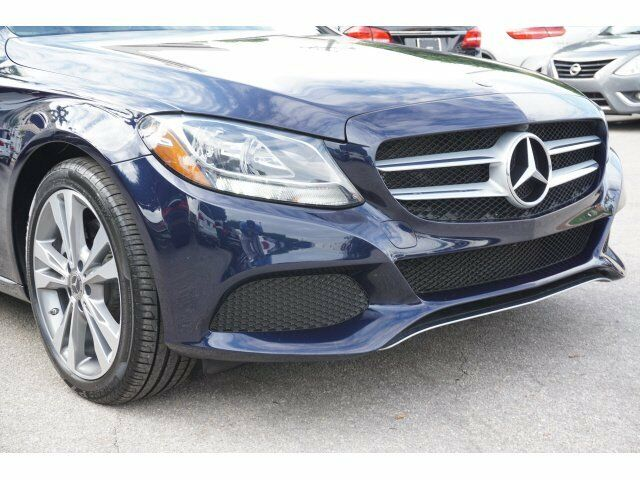 Image 4 Voiture American used Mercedes-Benz C-Class 2018