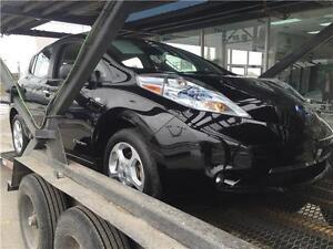 2012 Nissan LEAF ELECTRIQUE - SL-FULL-AUTOMATIQUE-MAGS