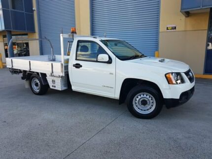 2010 Holden Colorado RC MY10 LX (4x2) 5 Speed Manual Cab Chassis