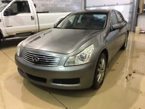 2007 INFINITI Berline G35 Luxury ALL WHEEL DRIVE Luxury