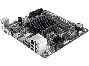 GIGABYTE-GA-J1800N-D2H-Intel-Dual-Core-Celeron-J1800-SoC-2-41-GHz-Mini-ITX-Mot