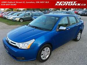 2010 Ford Focus! New Tires & Brakes*Rust Proofed* MicroSoft SYNC