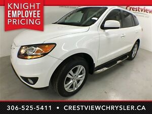 2011 Hyundai Santa Fe Limited AWD V6 w/ Leather, Sunroof