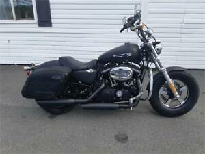 2012 Harley Davidson Sportster 1200 Custom These are Cool