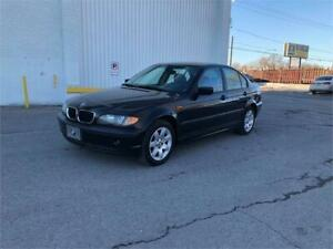 BMW 325 XI 2004 LOW KM