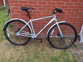 Chainless bike