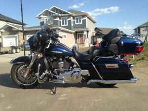 2012 Harley Davidson Ultra Classic Limited
