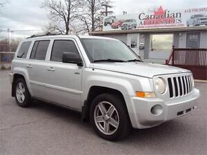2010 Jeep Patriot North 4X4 SUNROOF HEATED SEATS ALLOY WHEELS