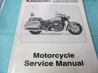 Moto-Support L KAWASAKI VN 1600 Classic Tourer//VN 1600 Mean Streak