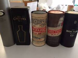 Assorted Alcohol Rum Bottles and Cases for Sale Auchenflower Brisbane North West Preview