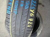 245 35 20 Goodyear Eagle F1, 95y, Extra Load 4.6mm (450-458 Barking Road,E13 8HJ) Part Worn