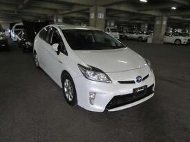 Toyota Prius 1.8 2013 Hybrid (BIMTA CERTIFIED MILEAGE)
