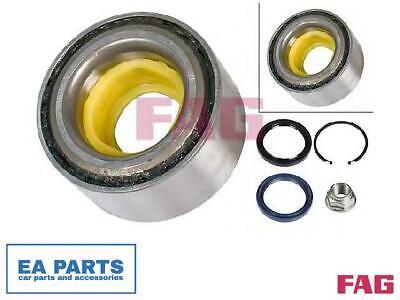WHEEL BEARING KIT FOR SUBARU FAG 713 6221 (2000 Subaru Forester Rear Wheel Bearing Replacement)