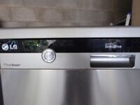 TrueSteam Direct Drive Dishwasher with SmartRack