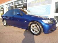 BMW 318 2.0 2007 i SE Full Service History Finance Available p/x swap