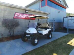 2014 Club Car Precedent golf cart- Electric
