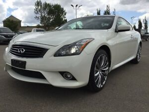 2011 INFINITI G37 Coupe PREMIUM AWD XS Leather,  Heated Seats,