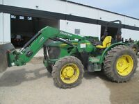 2011 John Deere 5085M 4WD Tractor with Loader