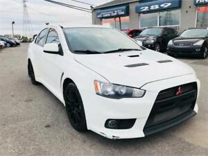 2009 MITSUBISHI  EVOLUTION