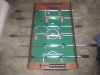 Table Football Game.
