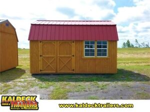 Old Hickory 10x16 Lofted Barn Shed