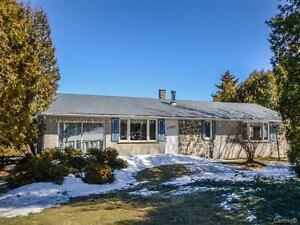 maison à vendre à St-Joseph-du-Lac