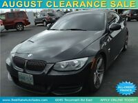 2011 BMW 3-Series 335i Coupe, $115/Week, APPLY FOR AUTO LOAN NOW