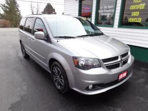 2017 Dodge Grand Caravan GT for only $236 bi-weekly all in!