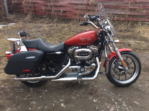2014 1200 Sportster Superlow Touring