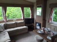 Pre owned Static Caravan for sale, Yorkshire Dales