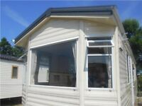 Cheap sited static caravan for sale in Hunstanton Norfolk - NOT searles - INCLUDES 2018 site fees.
