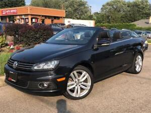 2013 Volkswagen Eos COMFORTLINE-AUTO-LOADED-NO ACCIDENTS-62K