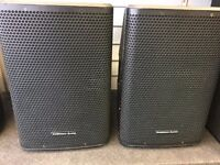 American Audio CPX 10A Pair of Speakers