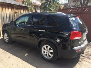 2013 Kia Sorento LX V6 AWD 7 places