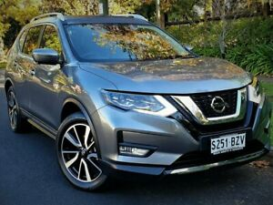 2018 Nissan X-Trail T32 Series II Ti X-tronic 4WD Grey 7 Speed Constant Variable Wagon Prospect Prospect Area Preview